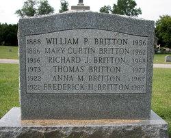 Frederick HENRY Britton