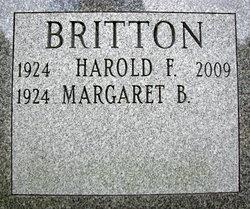 Harold F Britton
