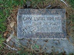 Gaylynn <i>Talbot</i> Malan