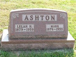 Lelah Henrietta <i>Burrier</i> Ashton