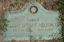 Allen Bryant Helton, Sr