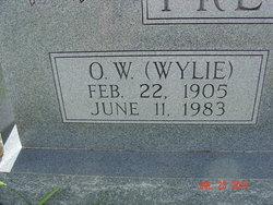 Oliver Wylie Prewett