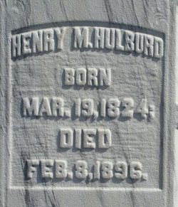 Henry M Hulburd