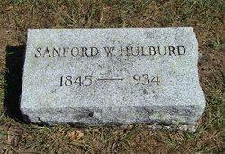 Sanford Whitemore Hulburd