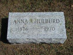 Anna A Hulburd