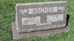 Maggie <i>Baker</i> Moore