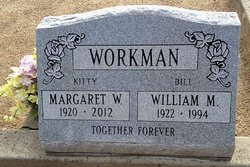 Margaret Wilma Kitty <i>McCurdy</i> Workman