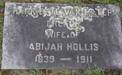 Harriette Van Mater <i>French</i> Hollis