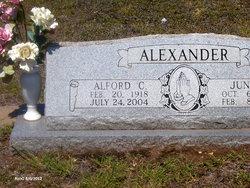 Alford C. Alexander