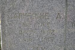 Catherine A <i>Steeves</i> Applegate