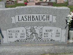Mary Alice <i>Sween</i> Lashbaugh