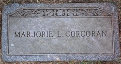Marjorie Lucille <i>Parker</i> Corcoran