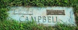 Roberta W <i>Eyster</i> Campbell