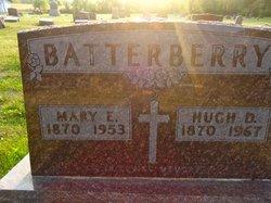 Hugh D Batterberry