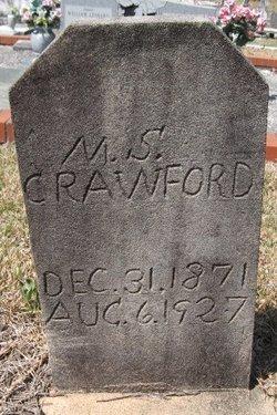Melton S. Crawford