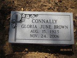 Gloria June <i>Brown</i> Connally