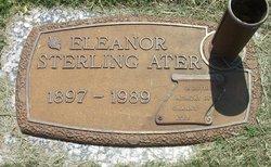 Eleanor <i>Sterling</i> Ater