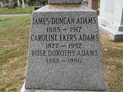 Rose Dorothy Adams