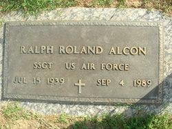 Ralph Roland Alcon