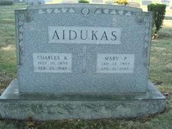 Mary P. Aidukas