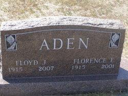 Florence E Aden