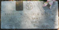 Frederick Wilhelm Martin