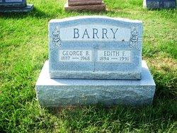 Edith F. <i>Sullivan</i> Barry