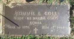 Tommie L Cole