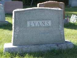 Alice M. <i>Roberts</i> Evans