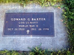 Edward Baxter