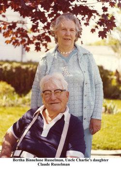 Bertha Violet <i>Schlueter</i> Rasmussen