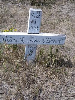 Velma R. <i>Janis</i> Brown