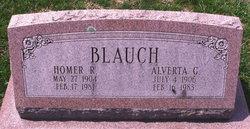 Alverta G <i>Smith</i> Blauch
