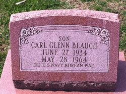 Carl Glenn Blauch