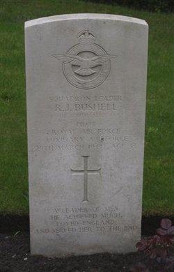 Roger Joyce Bushell