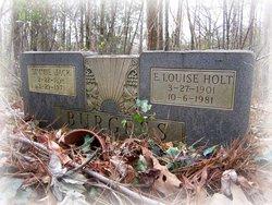E. Louise <i>Holt</i> Burgess
