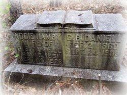 Olive Adelaide Addie <i>Hamby</i> Daniell