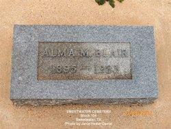 Alma Mae Blair