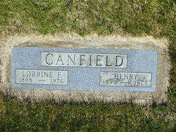 Lorrine Florence <i>Dayton</i> Canfield