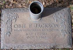 Obie Frederick Jackson