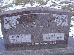 Doris H. <i>Sargeant</i> Gale