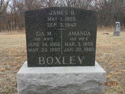 Amanda <i>Cox</i> Boxley