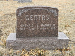 Daniel Boone Gentry