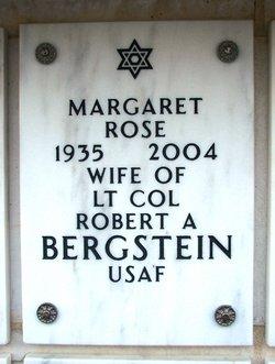 Margaret Rose Bergstein