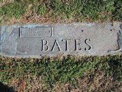 Harold Hunt Bates