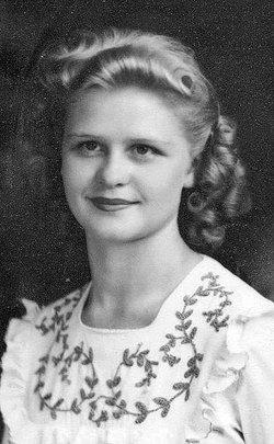 Margaret Lou <i>McNeill</i> Aldrich