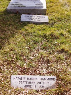 Natalie <i>Harris</i> Hammond