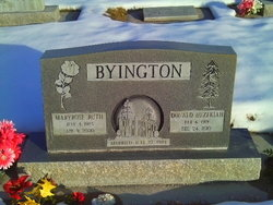 Donald Hezekiah Byington