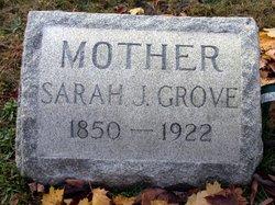 Sarah Jane <i>Weikel</i> Grove