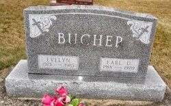 Evelyn <i>Hopkins</i> Bucher